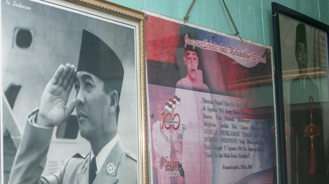 Rumah Persinggahan Soekarno-Hatta