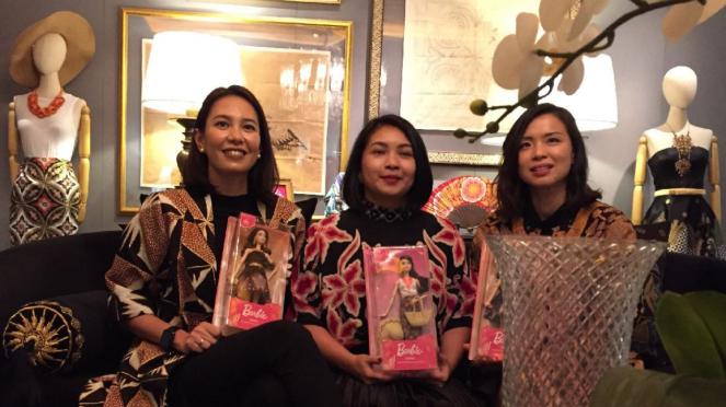 Barbie Batik Kirana