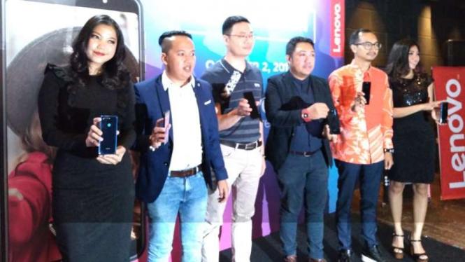 Peluncuran Smartphone Lenovo K9.