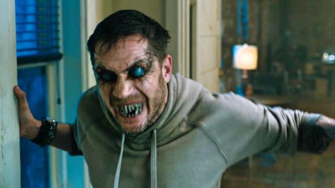 40 Menit Adegan Favorit Tom Hardy Di Film Venom Dipotong Viva