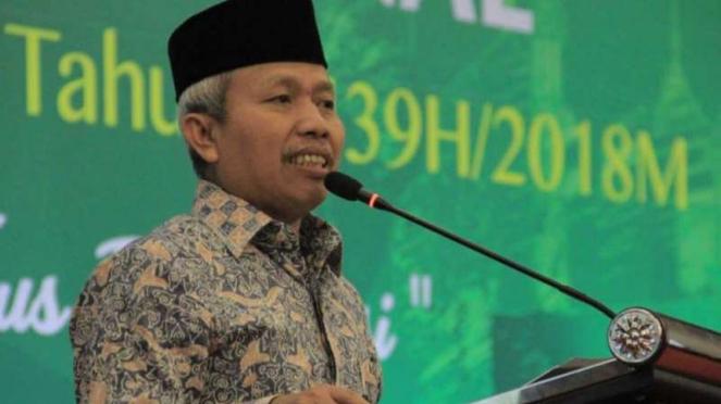 Direktur Jenderal Penyelenggara Haji dan Umrah Kementerian Agama RI Nizar Ali