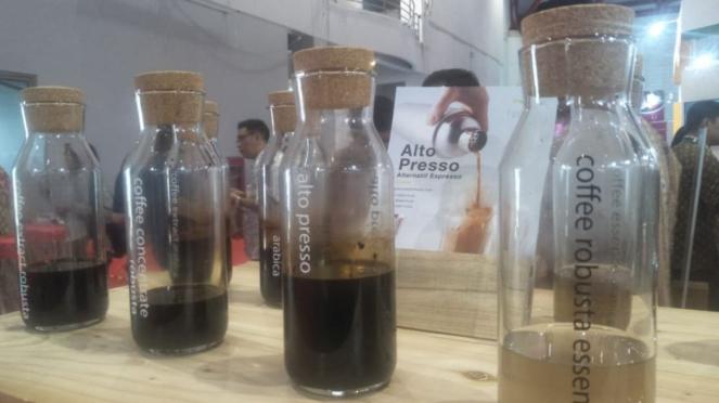 Kopi di Food Ingredients Asia 2018