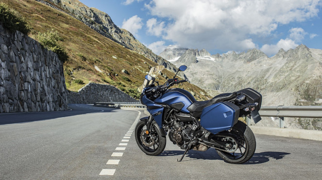 Yamaha Tracer 700GT edisi 2018