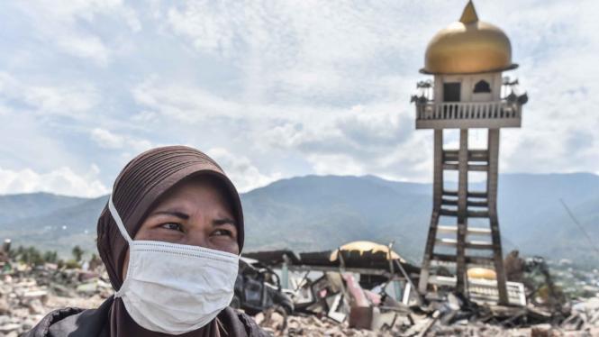 Pencarian Jenazah Korban Gempa dan Tsunami di Balaroa
