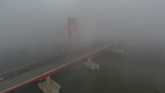 Kabut Asap Palembang pada Oktober 2018