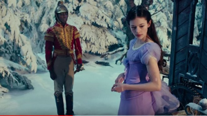 The Nutcracker and Four Realms