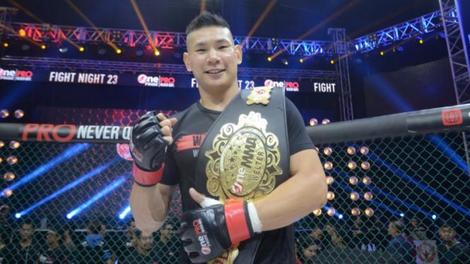 Ahong vs Alwin Kincay