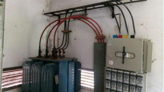 Pencurian kabel listrik di Tigaraksa Tangerang