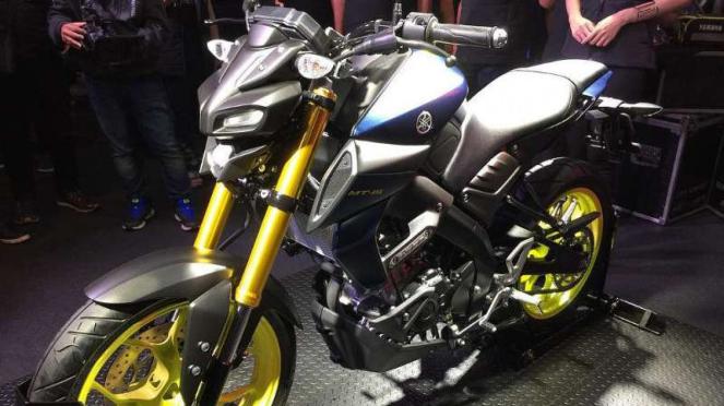 Yamaha MT-15 edisi 2018