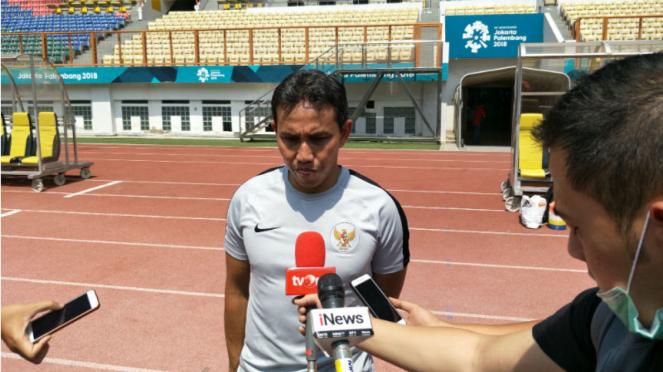 Pelatih Timnas Indonesia, Bima Sakti Tukiman