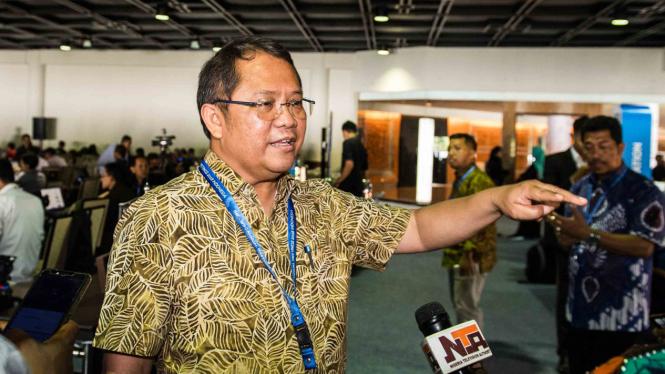 Menteri Komunikasi dan Informatika, Rudiantara.