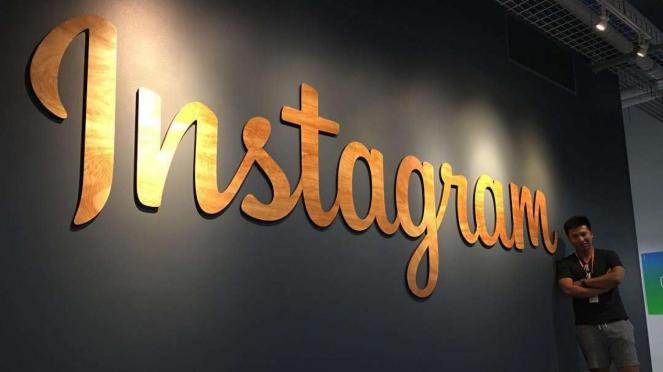 Kantor Pusat Instagram