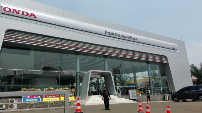 Diler baru Honda di Bekasi