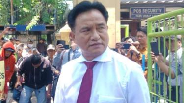 Ketua Umum PBB, Yusril Ihza Mahendra.