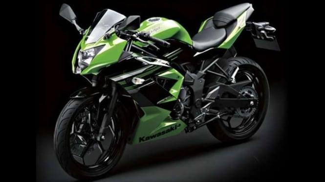 Siap Siap Kawasaki Indonesia Bakal Hadirkan Ninja Baru Viva