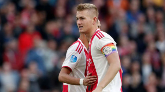 Bek Ajax Amsterdam, Matthijs de Ligt