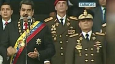 Presiden Venezuela Nicolas Maduro