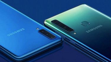 Samsung Galaxy A7 dan A9