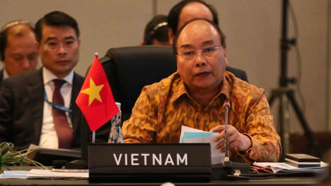 Nguyen Xuan Phuc Dilantik Sebagai Presiden Vietnam