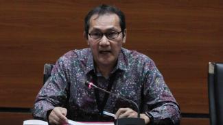 Wakil Ketua Komisi Pemberantasan Korupsi (KPK), Saut Situmorang.