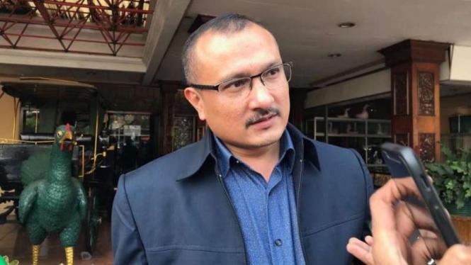 Wakil Direktur Hukum Badan Pemenangan Nasional Prabowo-Sandiaga, Ferdinand Hutahaean.