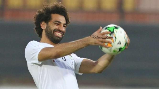 Winger Timnas Mesir, Mohamed Salah