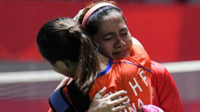 Tunggal putri Indonesia, Oktila Leani Ratri