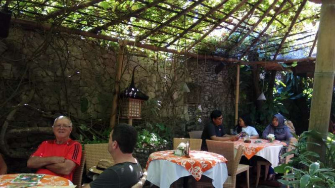 Poppies Restauran, Bali
