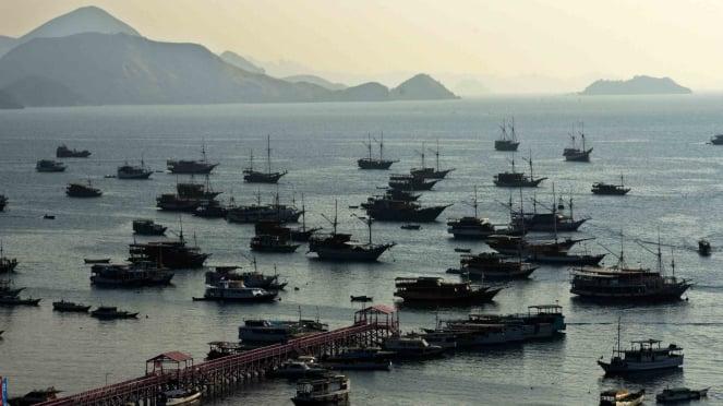 Pelabuhan Labuan Bajo, Manggarai Barat, NTT
