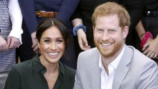 Harry dan Meghan Berbagi Tips Lawan Bosan saat Social Distancing
