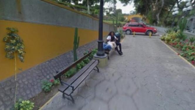 Google Street View temukan gambar istri berselingkuh