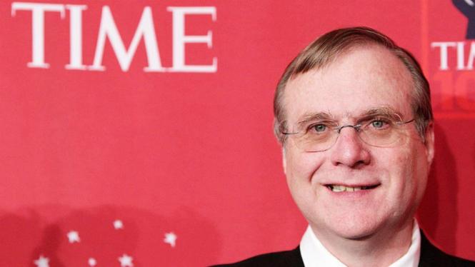 Salah satu pendiri Microsoft, Paul Allen