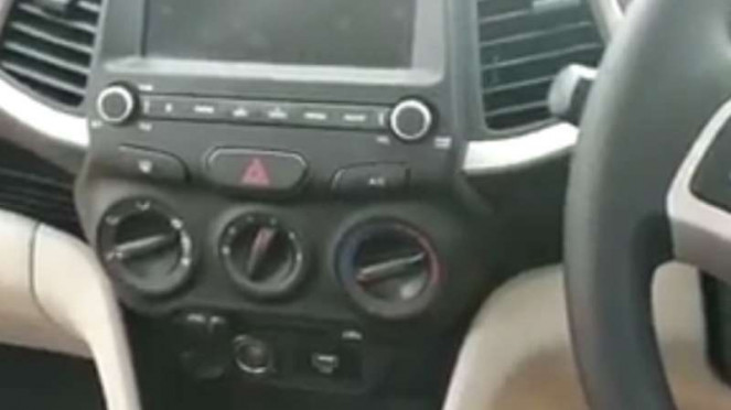 Interior Hyundai Santro