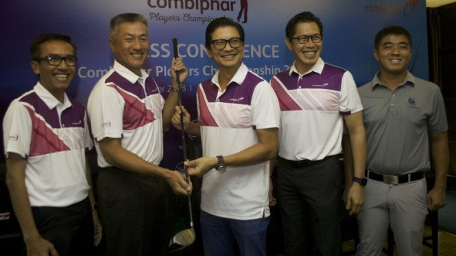 Konferensi pers Combiphar Players Championship