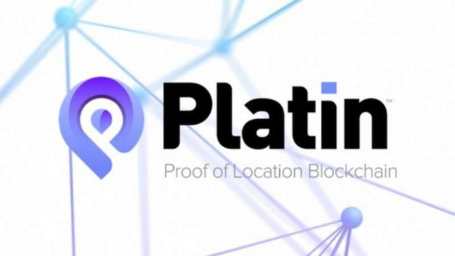 Startup Blockchain Platin.