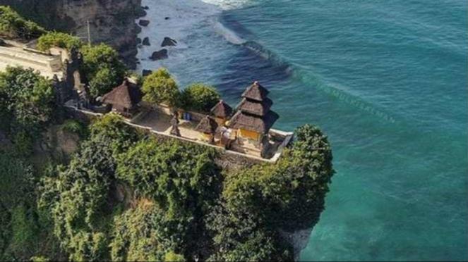 Pura Luhur Uluwatu, Bali.