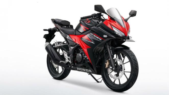 New Honda CBR150 variant Victory Black Red