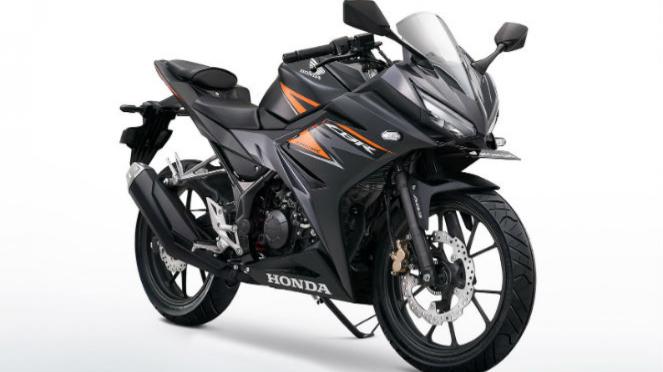 New Honda CBR150R variant Matte Black