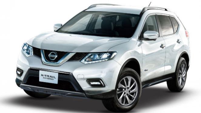 Nissan Xtrail Hybrid