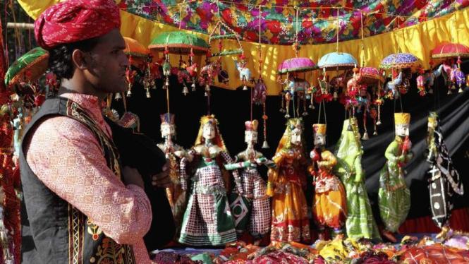 Wisata India.