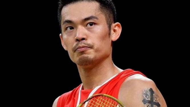 Lin Dan, juara dunia bulutangkis