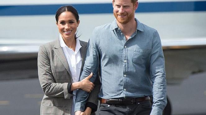 Meghan Markle dan Pangeran Harry