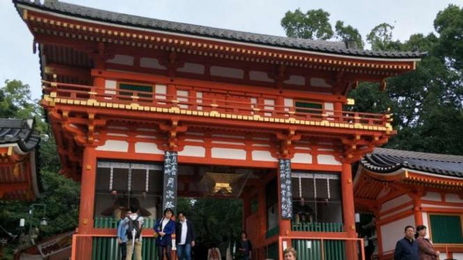 Gerbang kuil  Yasaka