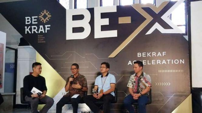 Peluncuran BE-X