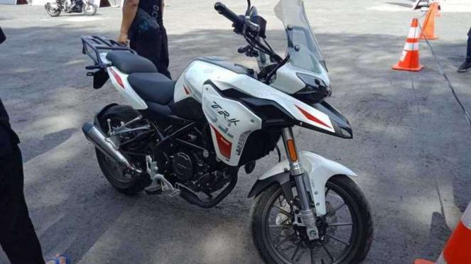 Benelli TRK251.