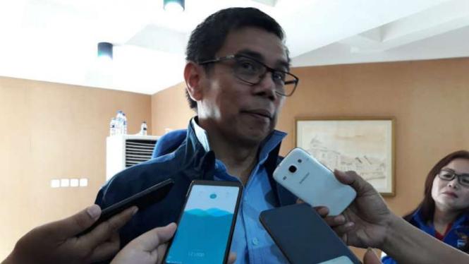 Sekretaris Jenderal Partai Demokrat Hinca Pandjaitan