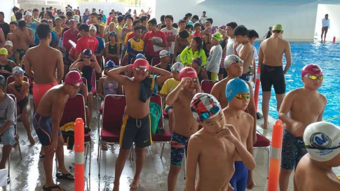 Jakarta Swimming