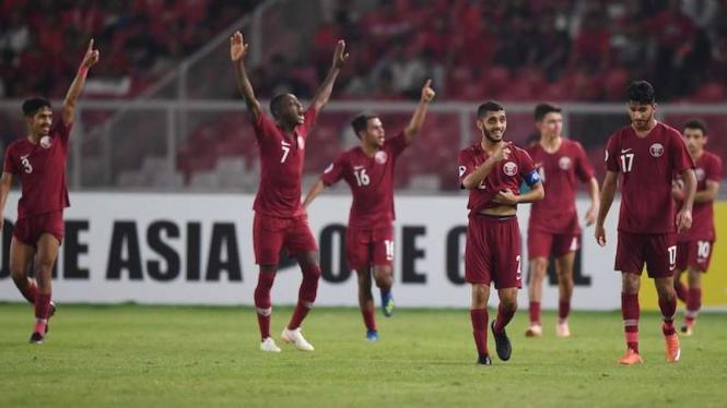Timnas Qatar U-19 di Piala Asia U-19 2018