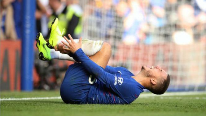 Lawan Everton, Eden Hazard Belum Pasti Diturunkan Chelsea – Viva