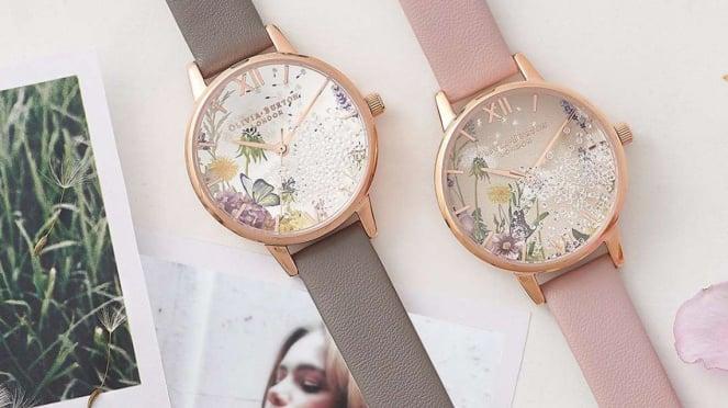 Jam tangan koleksi terbaru Olivia Burton bertabur kristal Swarovski